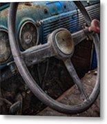Vintage Truck 2 Metal Print