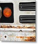 Vintage Van. Metal Print