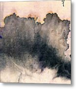 Violet In The Sky #2 Metal Print