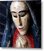 Virgin Of Guadalupe Metal Print