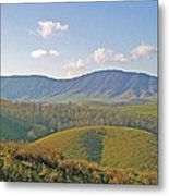 Virginia Mountains  Metal Print