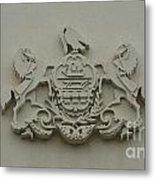 Virtue Liberty Independence Metal Print