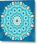 Vishuddha Severity Metal Print