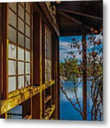 Suihoen's Vision Of Peace Metal Print