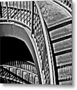 Visions Of Escher Metal Print