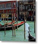 Visions Of Venice 4. Metal Print