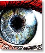 Vivid Vision  Metal Print