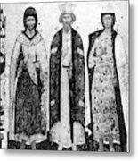 Vladimir I (956?-1015) Metal Print