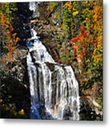 Voice Of Many Waters Metal Print