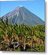 Volcan Concepcion Nicaragua Metal Print