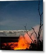 Volcano Hawaii Metal Print