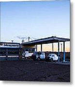 Volkswagenwerks Metal Print