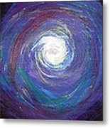 Vortex Of Love Metal Print