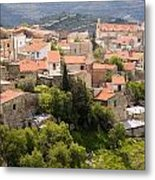 Vouni Village Metal Print