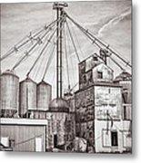 Voyces Mill Metal Print