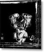 Vroomvroom Metal Print