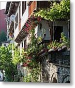V. Turnovo Old City Street View - Bulgaria Metal Print