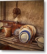 Vulture Kitchen Metal Print