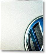Vw Logo Metal Print
