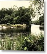 Waccamaw River Metal Print