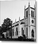 Waddell Memorial Church Founded 1874 Metal Print