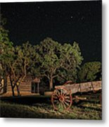 Wagon And Stars 2am 115859and115863_stacked Metal Print