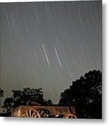 Wagon And Stars 2am 115864and115870 Stacked Image Metal Print