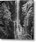 Wailua Falls 2 Metal Print