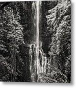 Wailua Falls 3 Metal Print