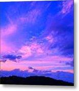 Wailua Sunset Metal Print