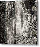 Wailua Waterfall 3 Metal Print