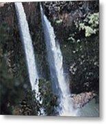 Wailua Waterfall  Metal Print