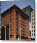 Wainwright Building Metal Print