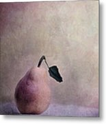 Waiting For Company Metal Print by Priska Wettstein