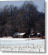 Waiting For Sugar Season Metal Print