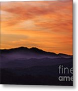 Wake Up It's A New Day Metal Print