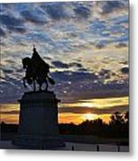 Wake Up St. Louis Metal Print