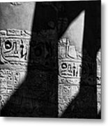 Walking In The Steps Of The Gods.. Metal Print