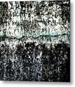 Wall Abstract 12  Metal Print