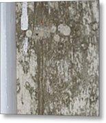 Wall Abstract 20 Metal Print