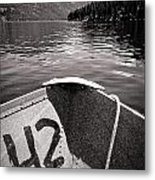 Wallowa Lake Metal Print