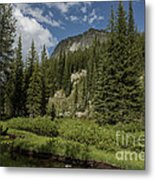 Wallowas - No. 1 Metal Print