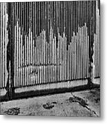Walls Are Unloved Metal Print