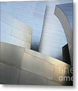 Walt Disney Concert Hall 1 Metal Print