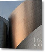 Walt Disney Concert Hall 15 Metal Print