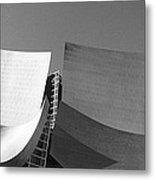 Walt Disney Concert Hall, Los Angeles Metal Print
