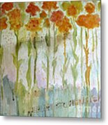 Waltz Of The Flowers Metal Print