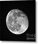 Waning Pink Moon Metal Print by Al Powell Photography USA