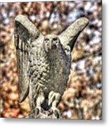 War Eagles - 115th Pennsylvania Infantry-b1 Autumn Gettysburg Metal Print by Michael Mazaika