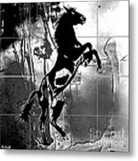 War Horse Metal Print by Roby Marelly